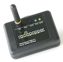 radiopopper Radio Popper P1   cool new wireless radio flash system at a knockdown price