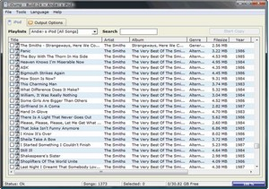 idump small iDump   back up your iPod music to your PC hard disk real quick and easy