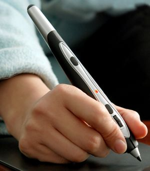 penpalpcpen PenPal PC Pen   Graphics tablet without the tablet