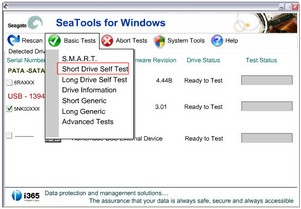seatools small SeaTools   freeware diagnoses and fixes hard drives