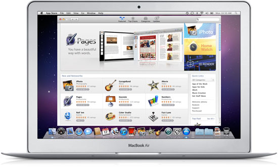Apple set to launch Mac App Store on January 6