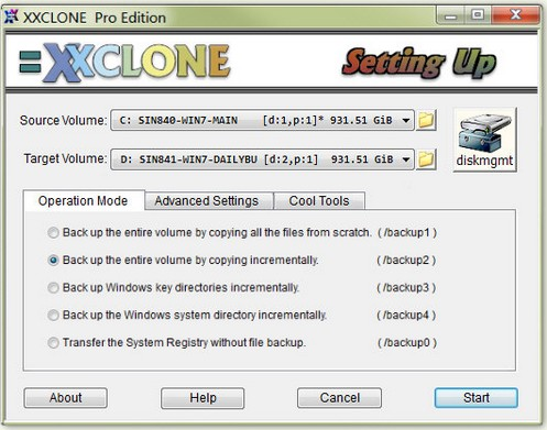 xxclone small XXClone creates a safety clone of your Windows installation in case of emergencies [Daily Freeware]