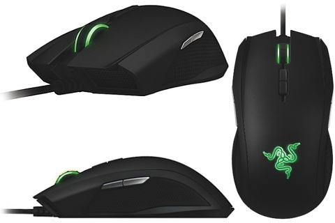 Razer taipan Razer Taipan is an ambidextrous gaming mouse