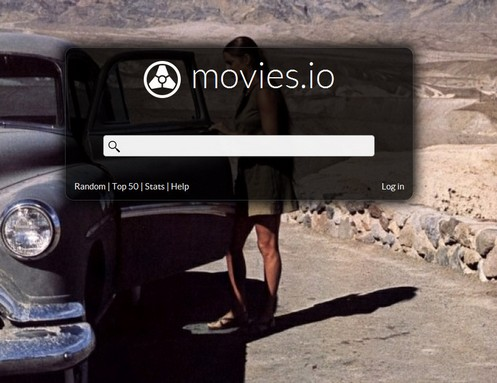 moviesio small Movies.io is a brilliant example of how future movie consumption should be tailored