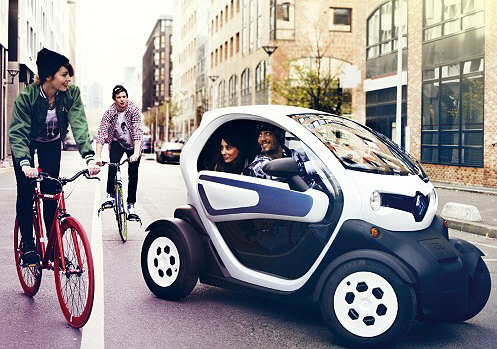 twizy Twizy is the electric motorbike your dads been waiting for...