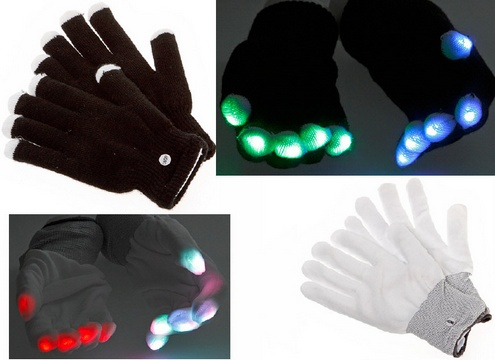 xmaslightgloves