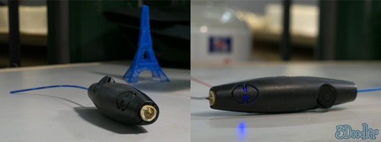3Doodler 3Doodler is a pen that doesnt need paper