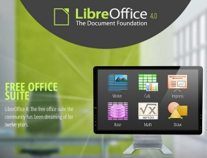 LibreOffice 4.0 is now available, so why on earth are you still using Microsoft Office? [Freeware]