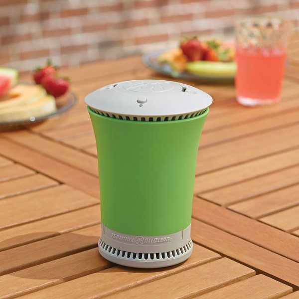 The Portable Tabletop Mosquito Repeller – tell those insects to bug off!