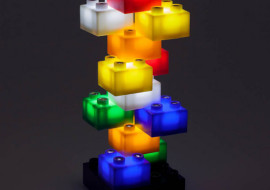 Light Stax LED Building Blocks – The only thing that could make building blocks better