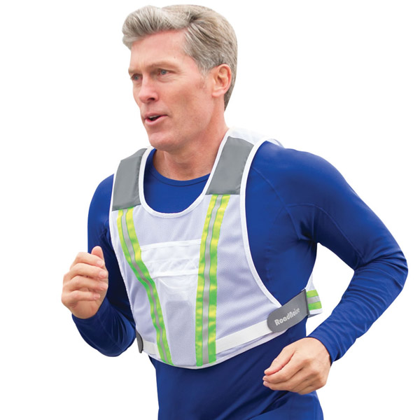 Runner's Speaker Vest – Keep your ears clear while you beat feet