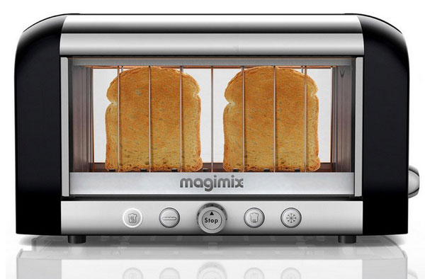 Magimix Vision Toaster – perfectly judged brown every time, right?