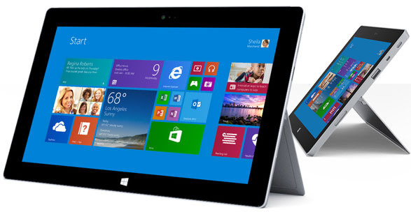 microsoftsurface24g Microsoft Surface 2 4G   stylish Windows tablet cuts the WiFi tether with a fast mobile Internet upgrade [Review]