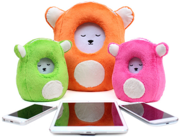 ubooly1 e1404809130291 Ubooly Interactive Learning Toy   keeping little hands busy and phones safe