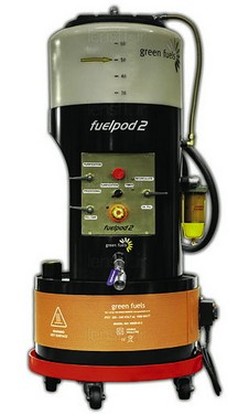fuelpod2 small FuelPod2   produce 50 litres of biodiesel a day at home from waste cooking oil