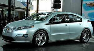 Chevy Volt revealed - OK, so what bright spark...?