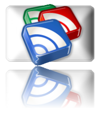 googlereaderlogo Google Reader now tracks RSS free websites