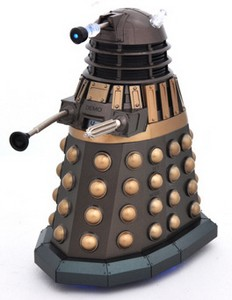 drwhodalektalkingalarmclock small Dr Who Dalek Talking Alarm Clock   wake up to the sound of an angry alien