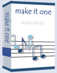 MakeitOne MP3 Album Maker - cool freeware packs multiple MP3 tracks into one file to create an album