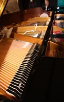 recycledpianoart2 Encore! Reclaim the Sound   Awesome art from recycled piano parts