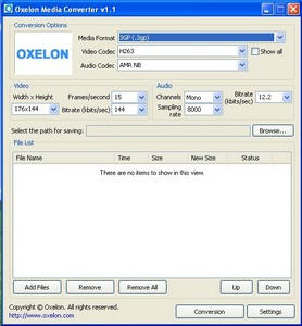 oxelonmediaconverter small Oxelon Media Converter   cool freeware gives you multiple media conversion options