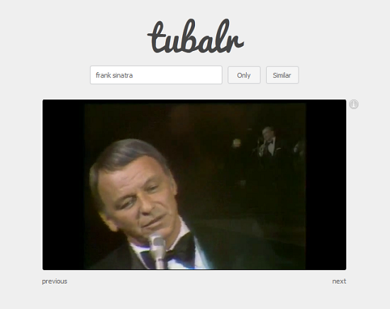 tublar Tubalr gives you a cleaner interface for watching YouTube music videos [Daily Freeware]