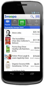 smoopa small Basket Buddy and Smoopa are great for bargain hunters, but not for retailers
