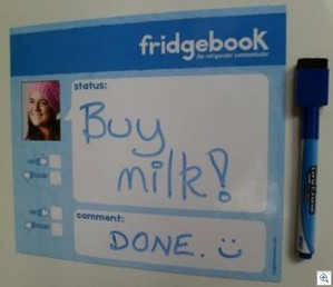 fridgebook3 thumb Fridgebook is a social networking communicator which wont disappoint on IPO