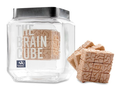 The Brain Cube adds a new element to an old favorite