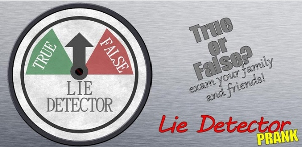 liedetector Lie Detector   your phone as a truth telling prank master
