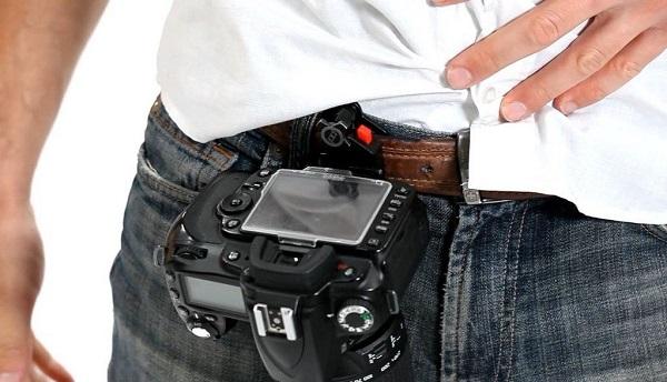 Peak Design Capture Camera Clip – Ready, Aim, Click!