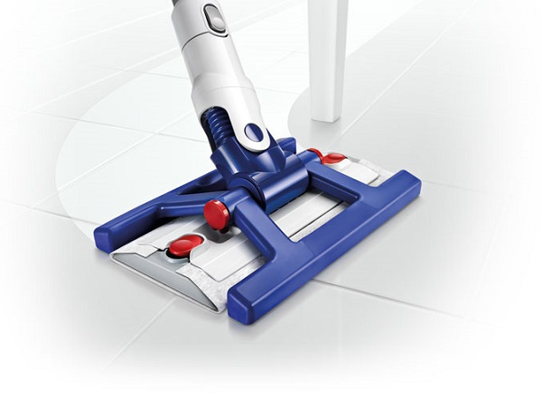 Dyson Hard takes sweeping and mopping very seriously