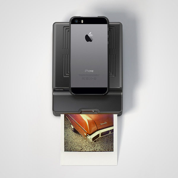 Impossible Instant Lab Impossible Instant Lab   bring your photos offline and into the real world
