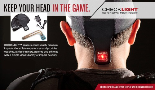 CHECKLIGHT – technology that could save an athlete's life