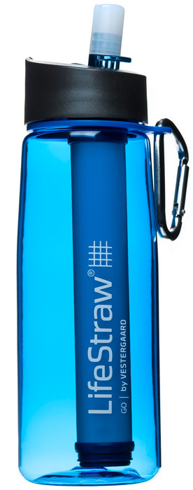LifeStraw Go – new sports bottle comes with life saving filter straw built in [SPECIAL 43% OFF OFFER TODAY!!]