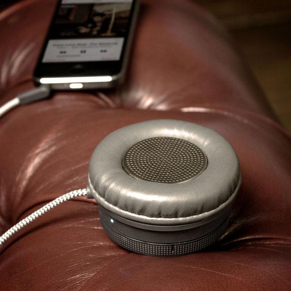 Monocle Speaker Monocle Speaker