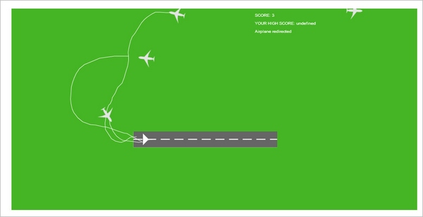 aircontroller Air Controller   play a flight controller in your browser for free