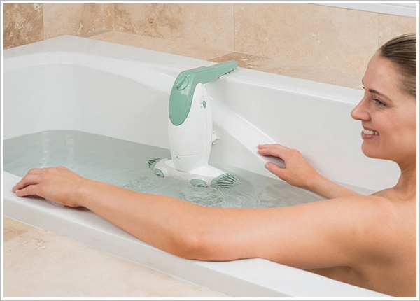 dualjetbathspa Dual Jet Bath Spa   turn your bath into a bubble filled Jacuzzi fest