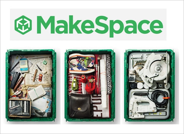 MakeSpace – watch out eBay and Craigslist, cloud closets are coming to get you!