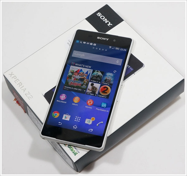 Sony Xperia Z2 Android smartphone – hmm…fast, beautiful and incredible battery life, move over Samsung [Review]