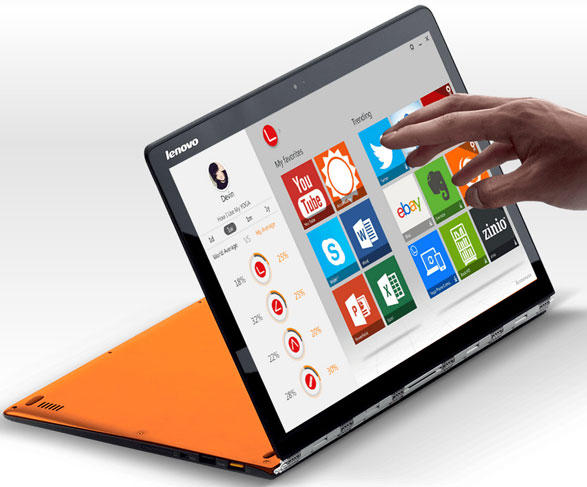 Lenovo Yoga 3 Pro – amazing pencil thin 2 in 1 convertible laptop tablet delivers the best of all worlds [Review]