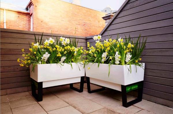 Urban Garden Planter – take the upkeep out of gardening