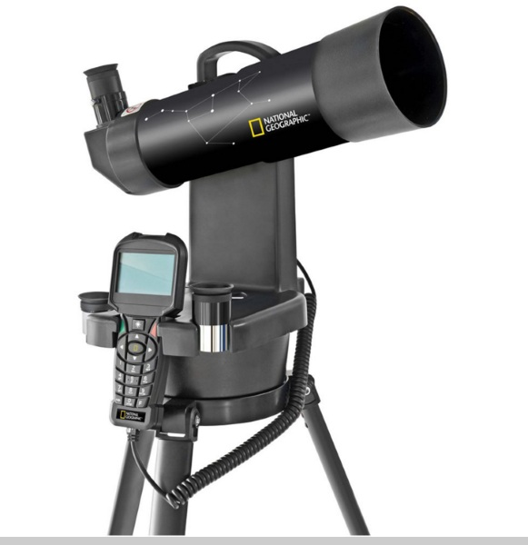 Automatic Star Aligning Telescope – view any star you want at the push of a button